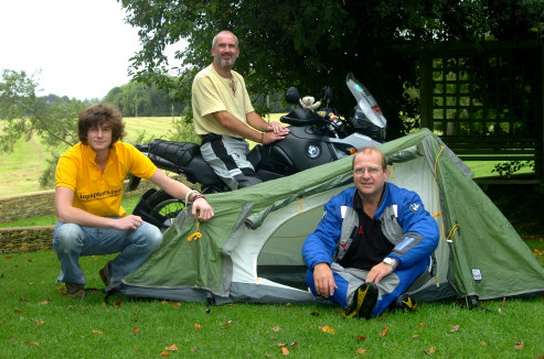 Cotswolds 2 Cape Town Challenge Sponsorship