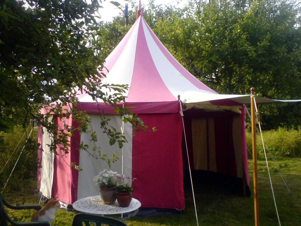 Top Up Tents & Jousting Tent | Top Up Tents
